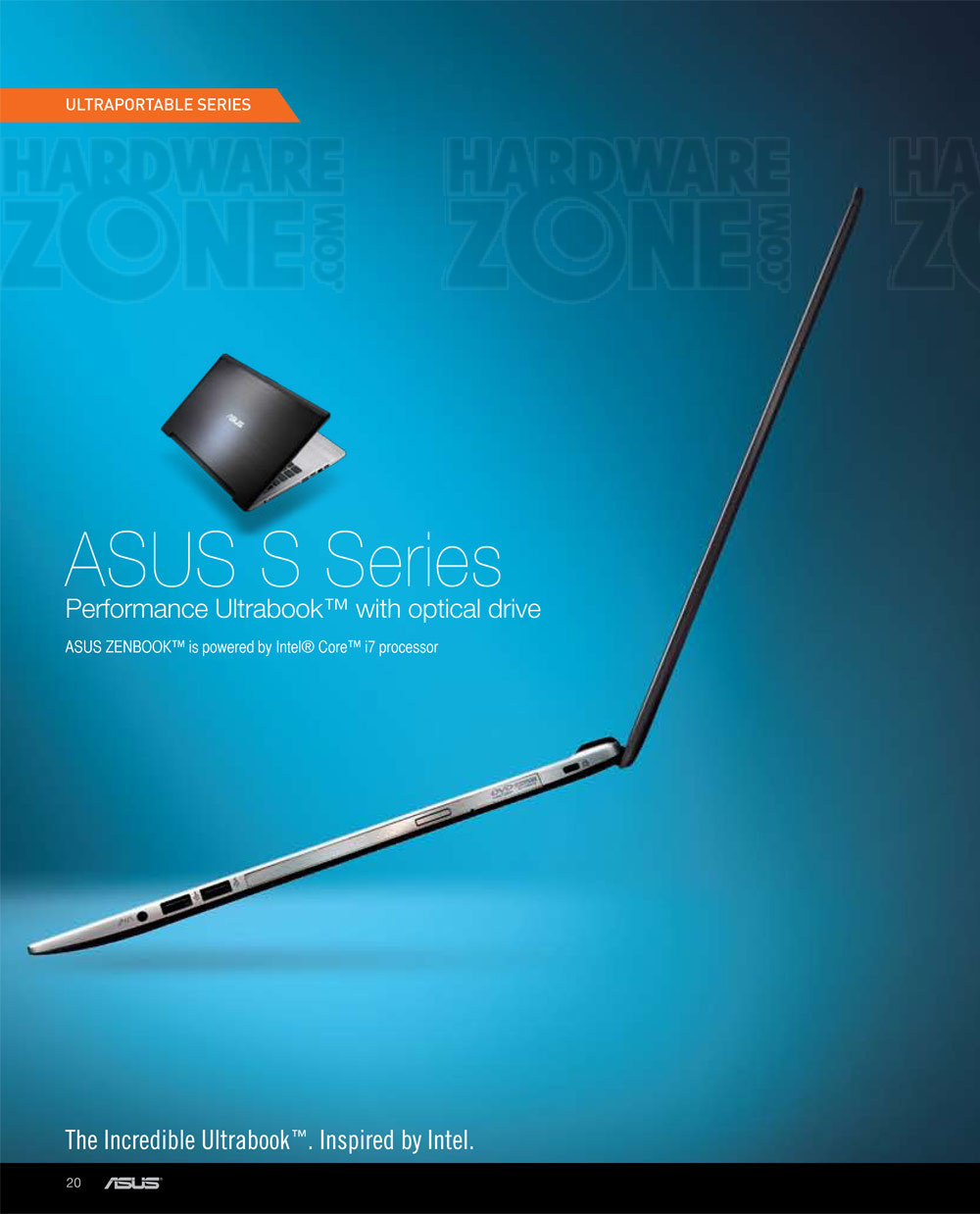ASUS S Series - Page 1