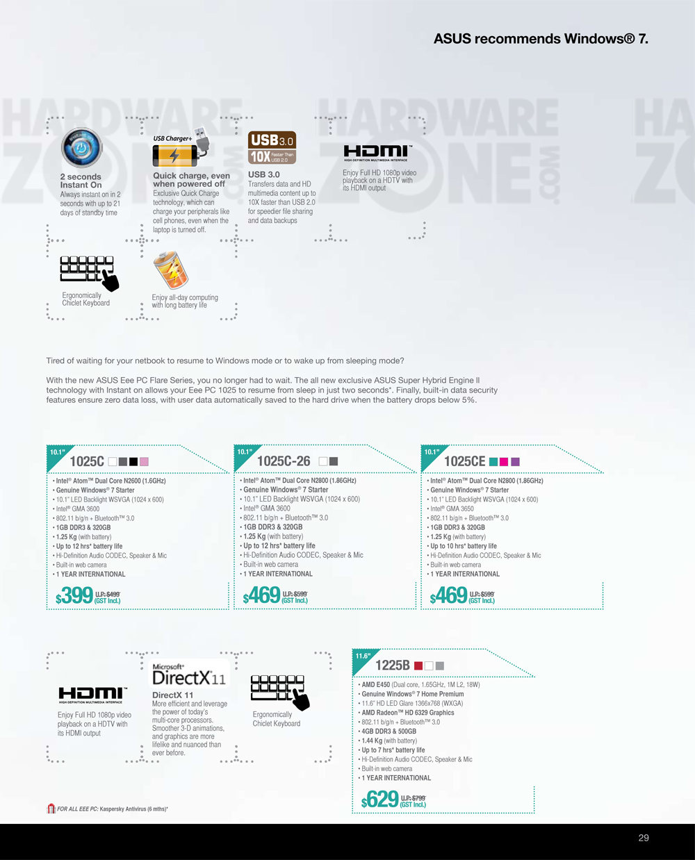 ASUS Eee PC - Page 2