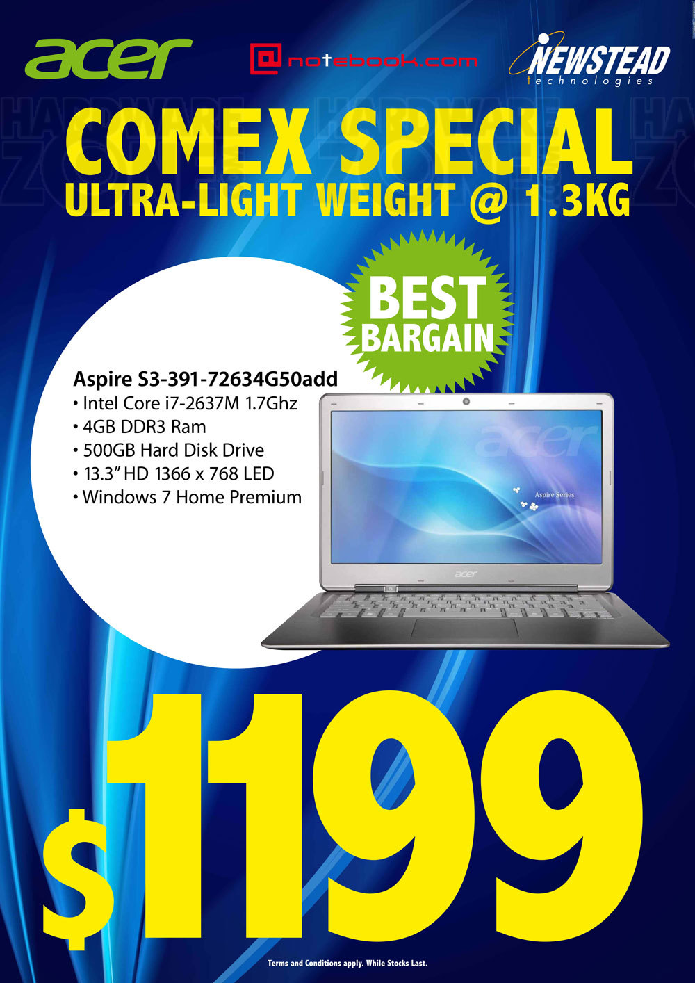 Newstead Acer Notebooks - Page 2
