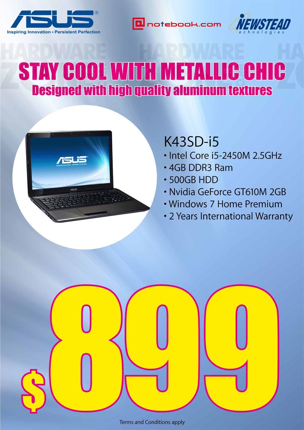 ASUS (Newstead) - Page 1