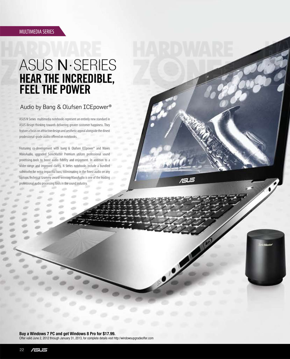 ASUS notebooks - Page 6