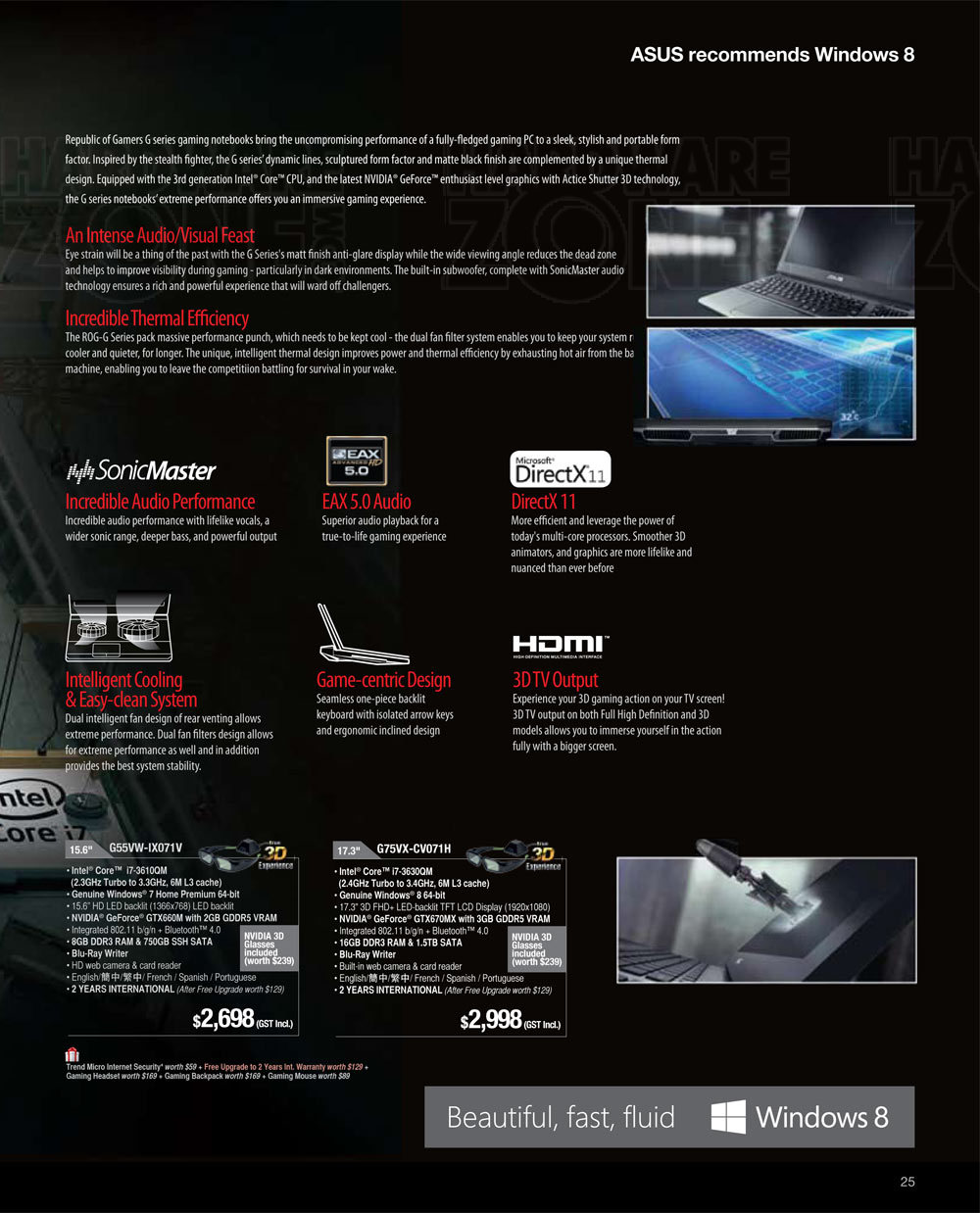 ASUS notebooks - Page 9