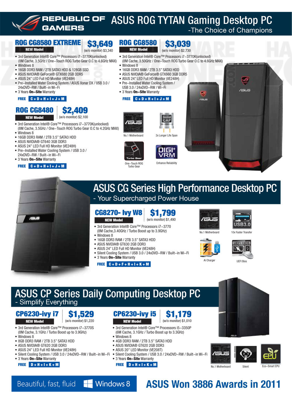 ASUS Desktop PC - Page 5