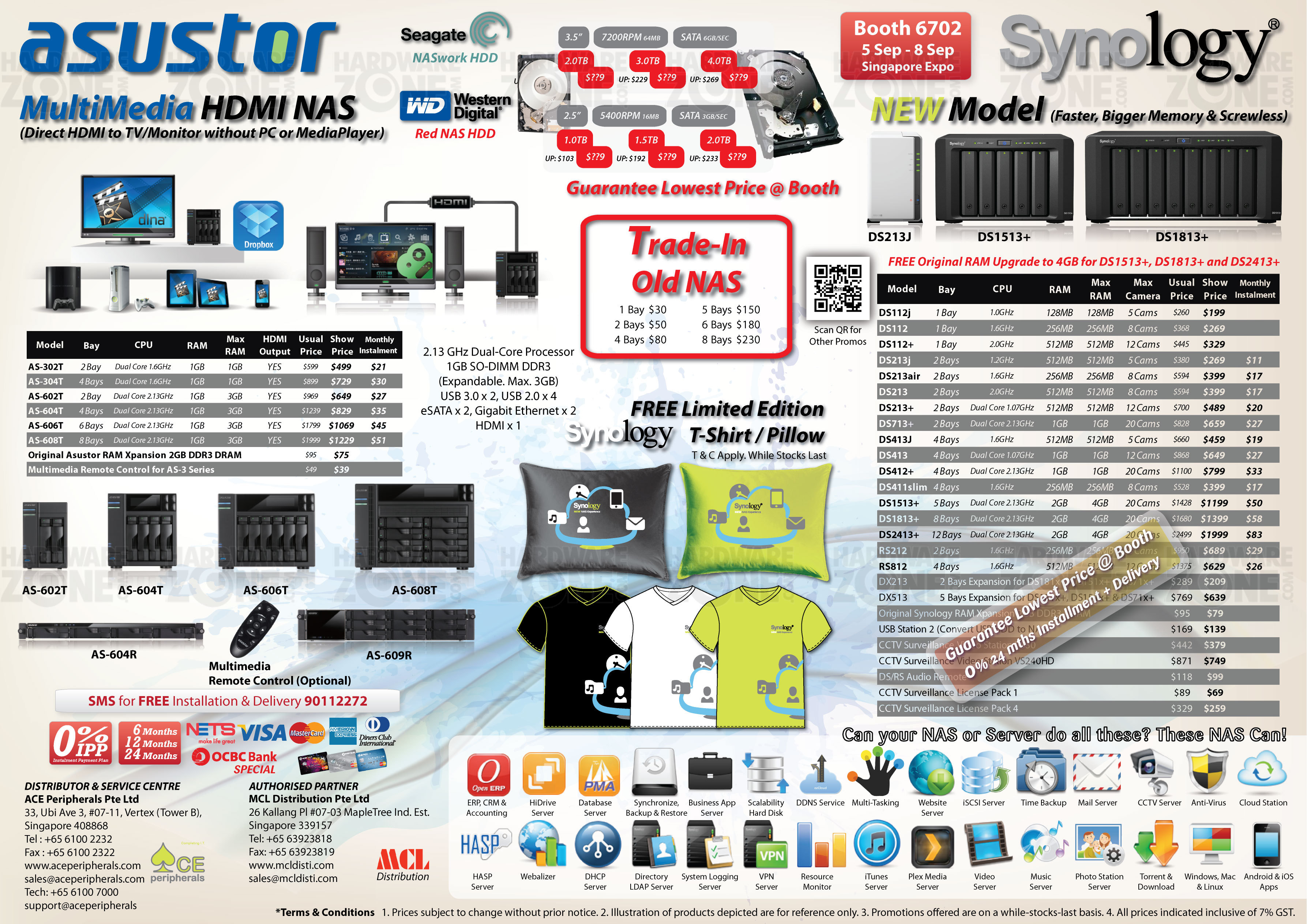 Asustor+ Synology offers - page 1