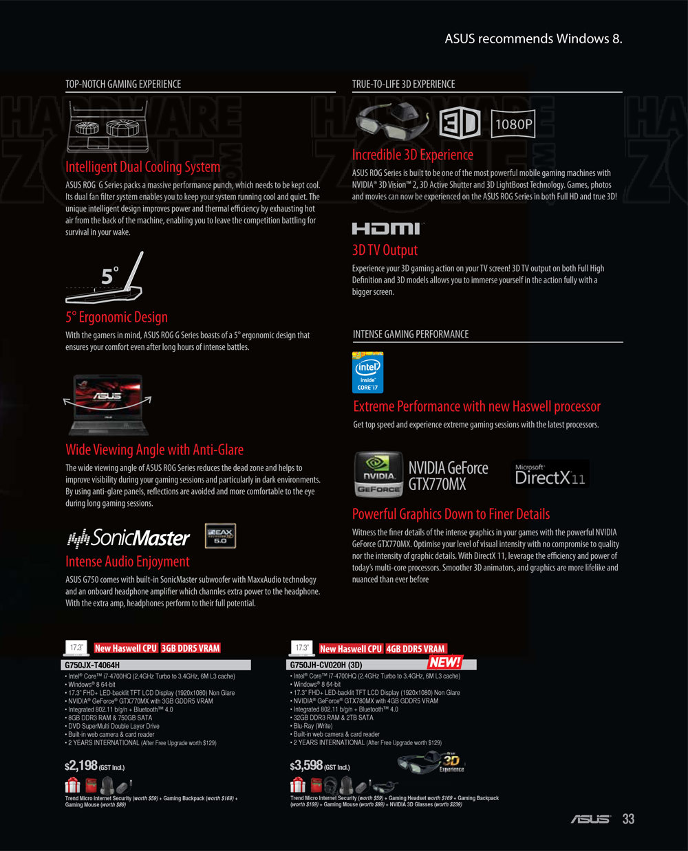 ASUS ROG-series notebooks - page 2