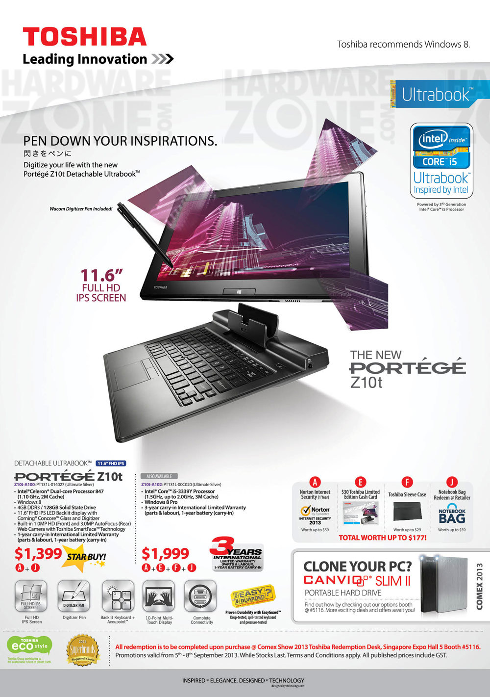 Toshiba notebooks - page 5