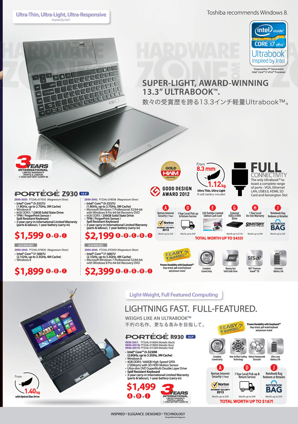 Toshiba notebooks - page 6