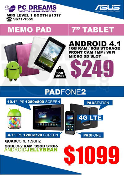 ASUS tablets - page 4