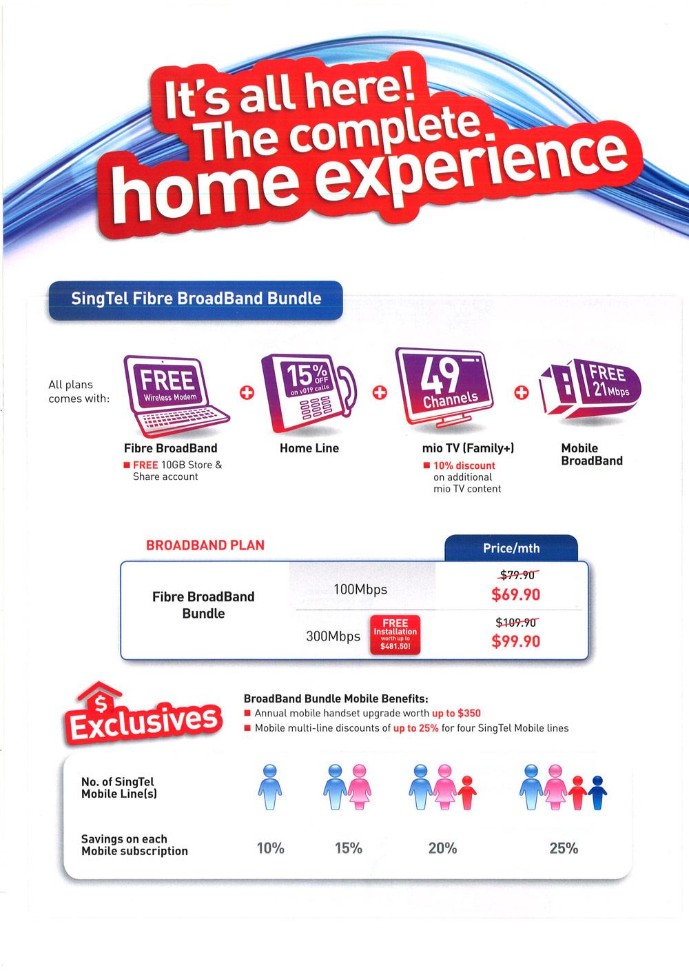 Singtel Fiber - page 2