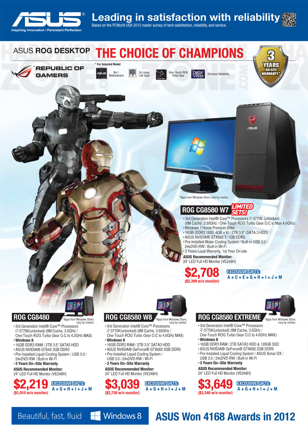 ASUS ROG desktop PC - page 2