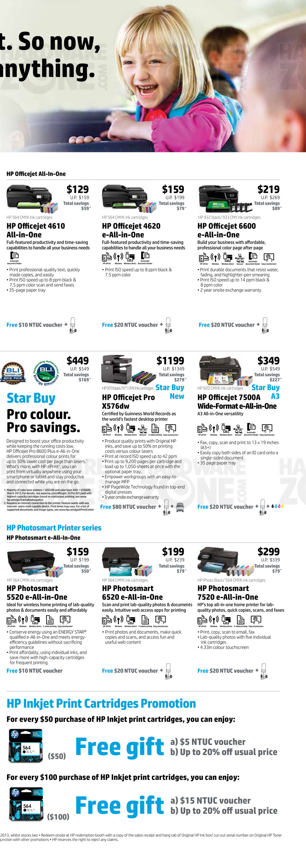 HP printers - page 2