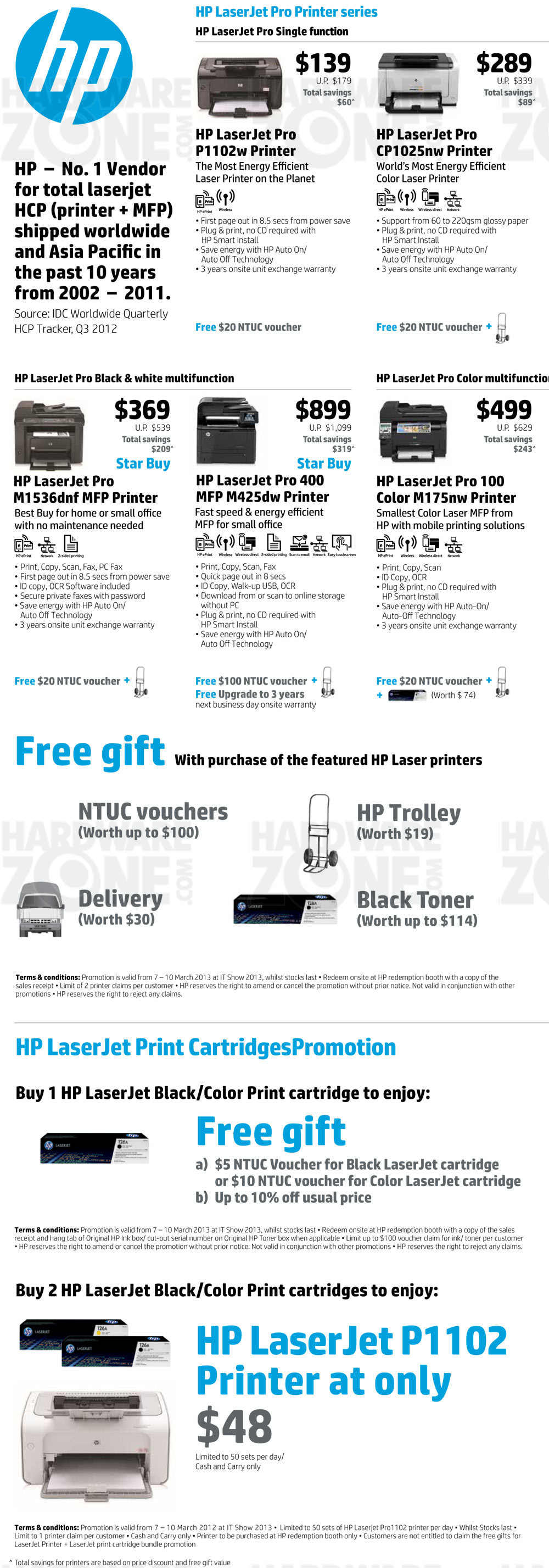 HP printers - page 3