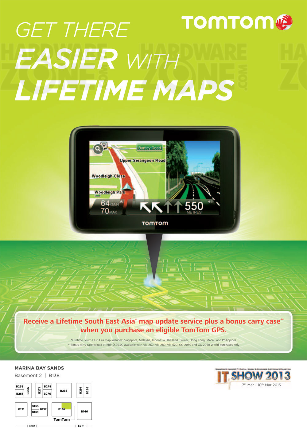 TomTom GPS - page 1