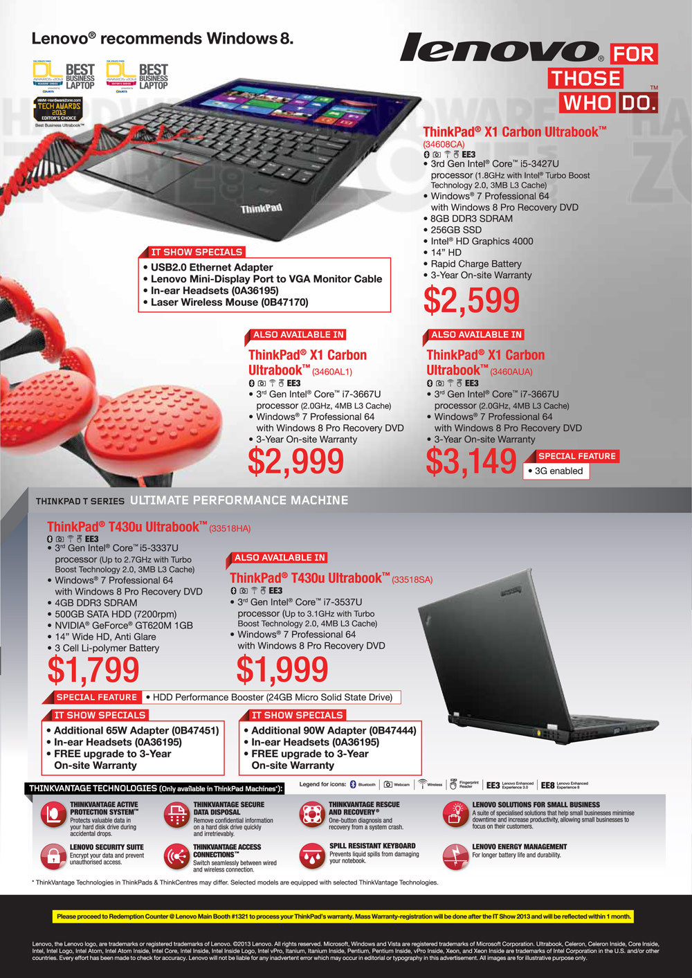 Lenovo notebooks - page 4