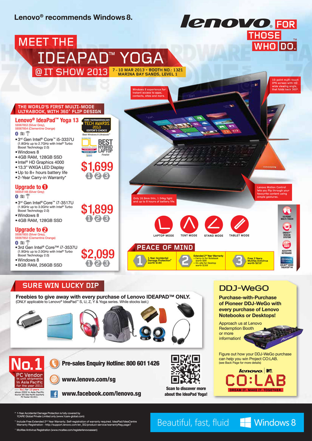 Lenovo notebooks - page 1