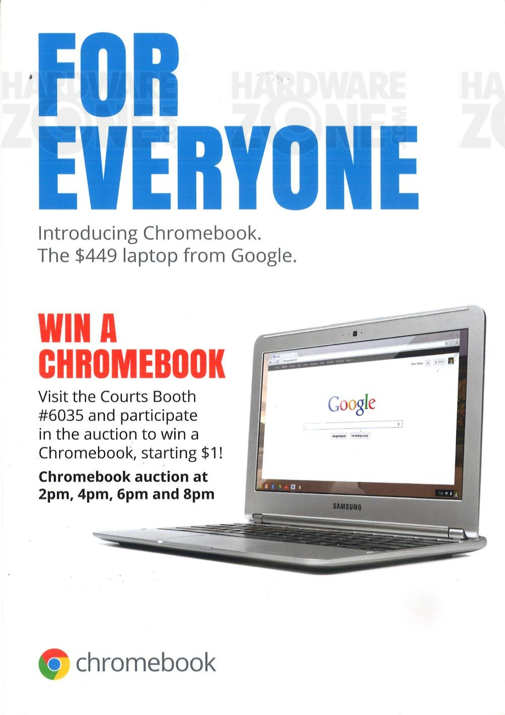 Chromebook - page 1