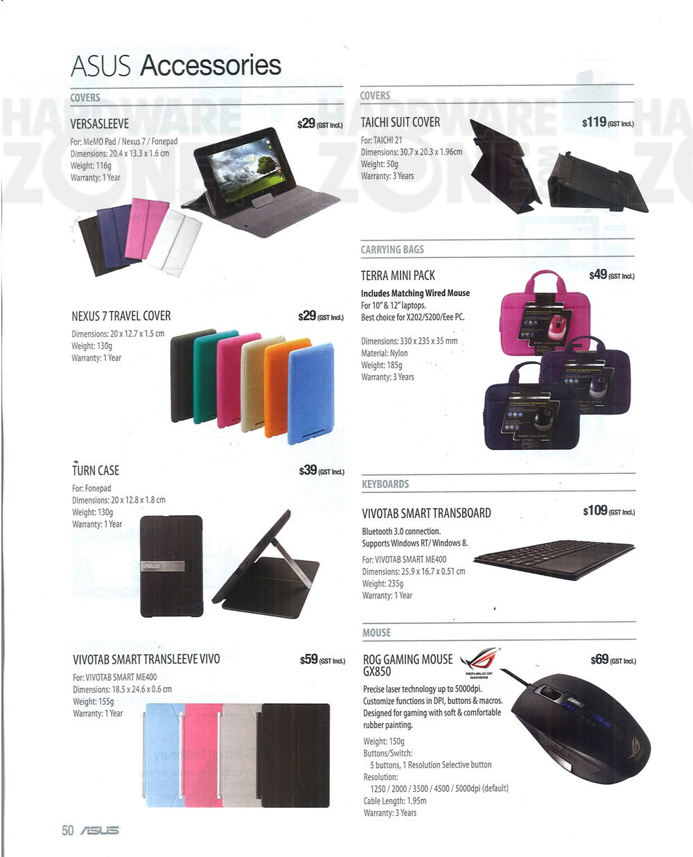 ASUS -  flyer page 8