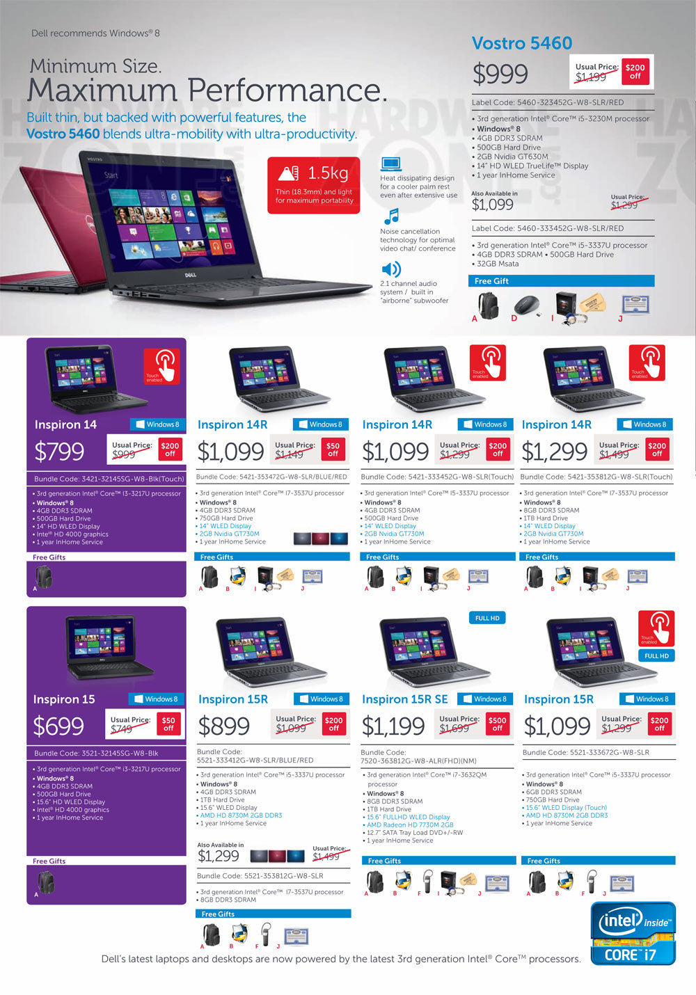 Dell notebooks - page 4