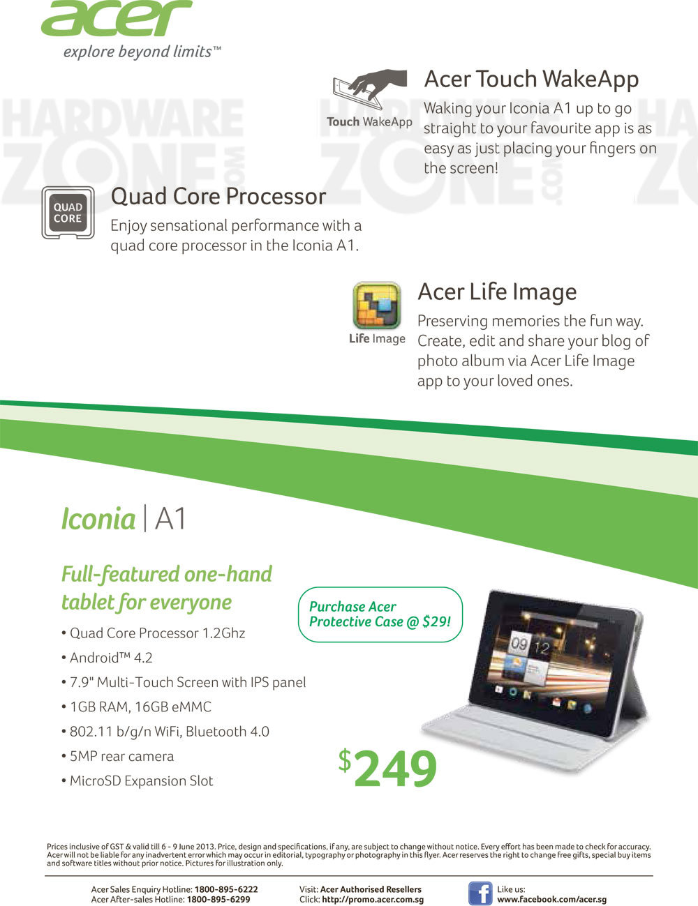 Acer tablets - page 2