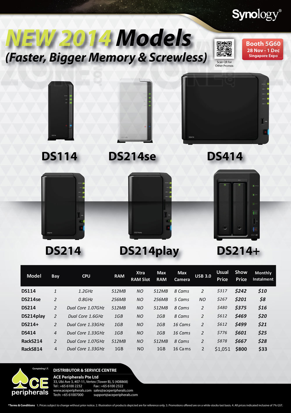 Synology NAS - page 1