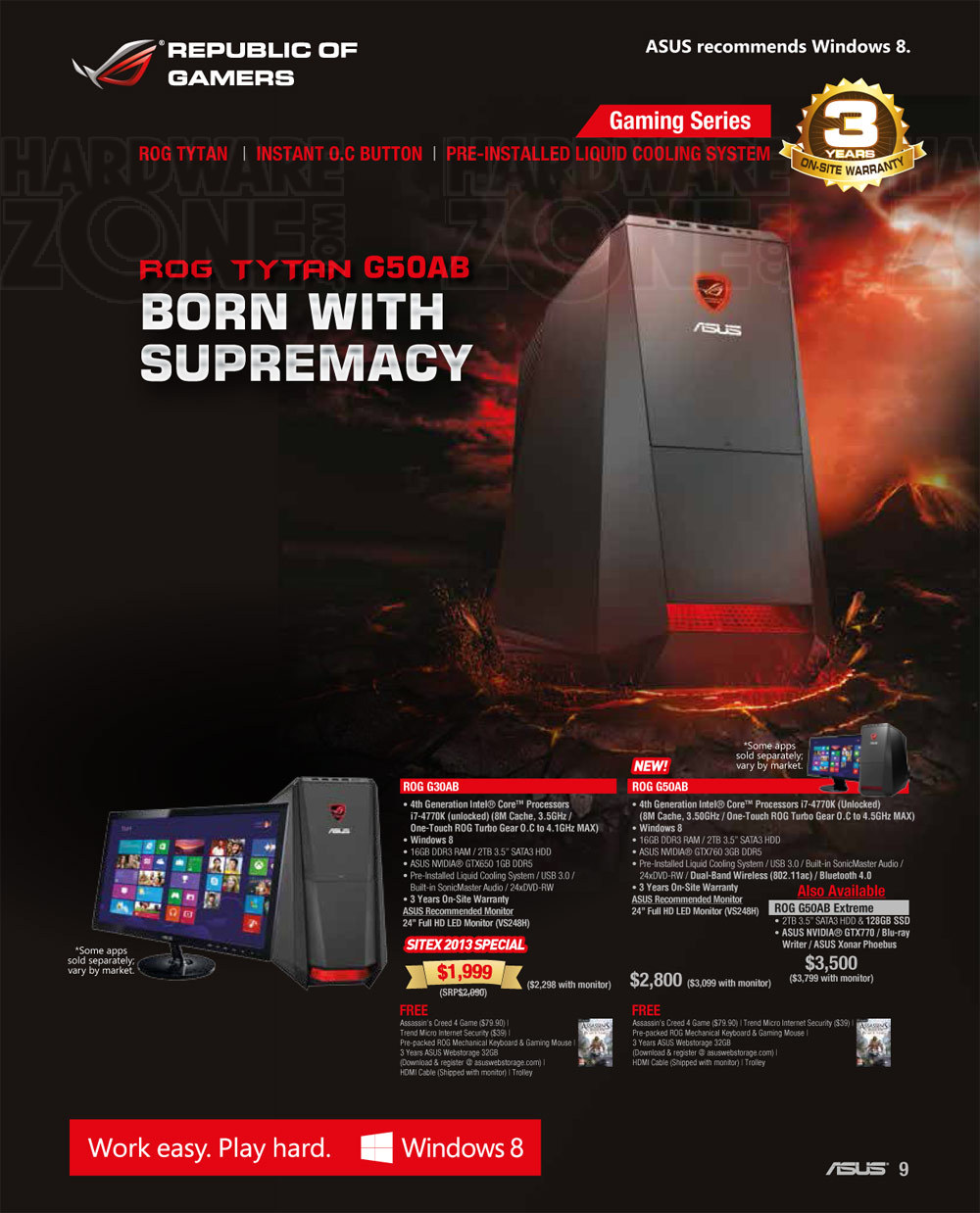 ASUS Gaming PC - page 2