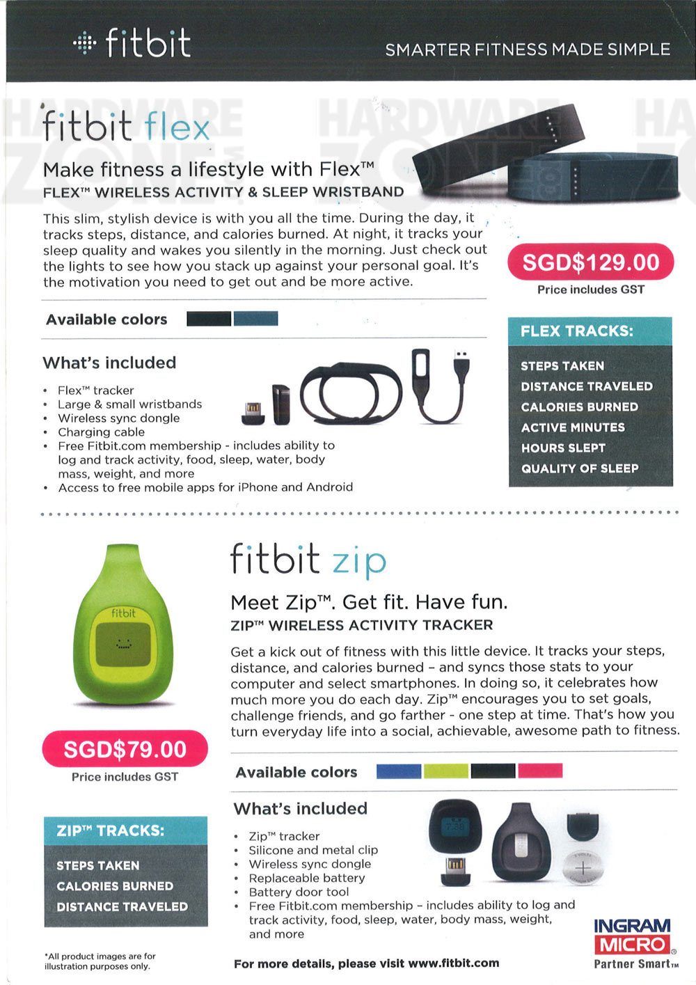 Fitbit - page 1