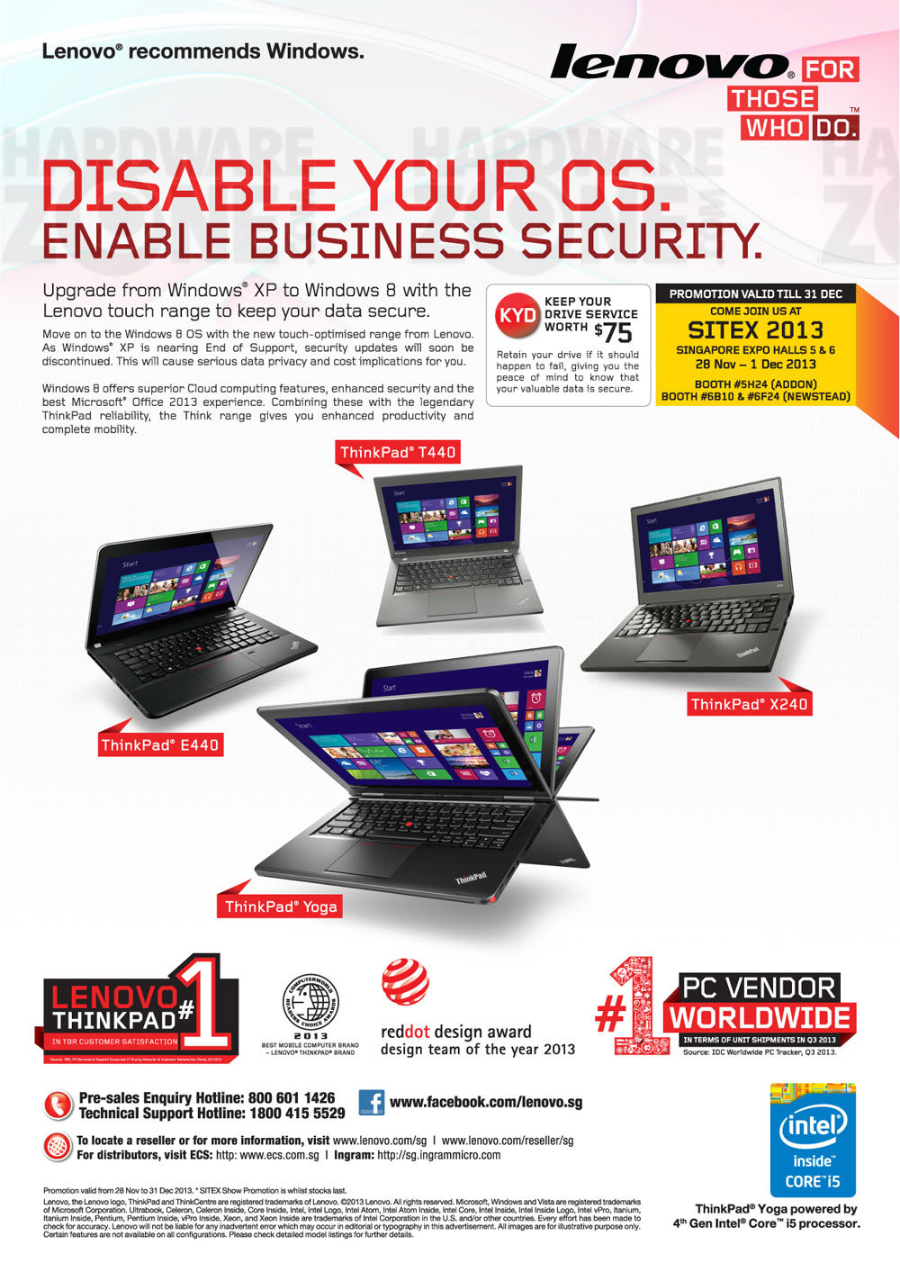 Lenovo notebooks - page 3