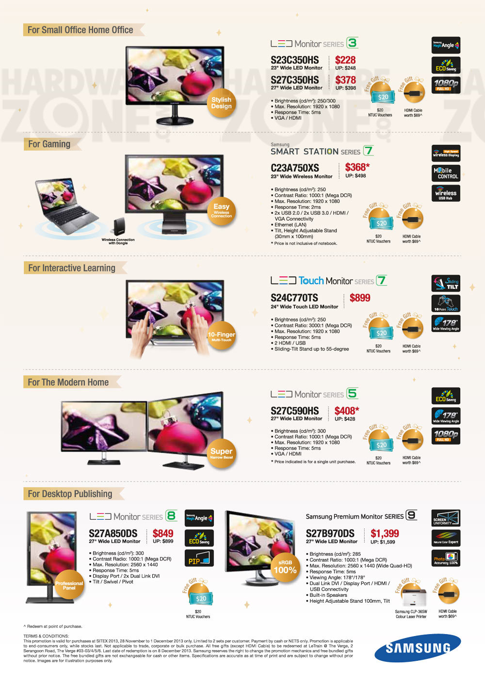 Samsung Monitors - page 2