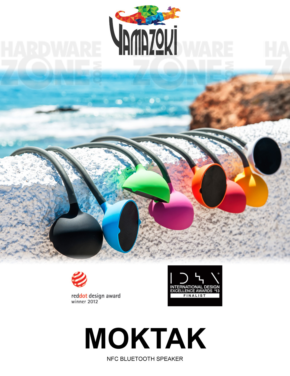 Moktak Speakers - Page 1