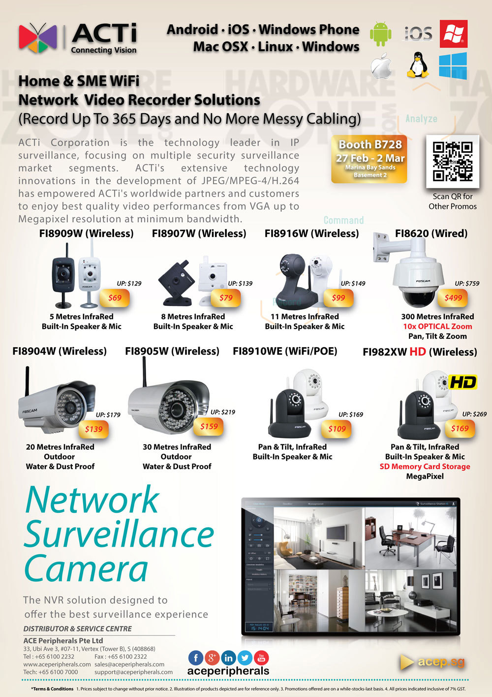 Acti network surveillance - page 3