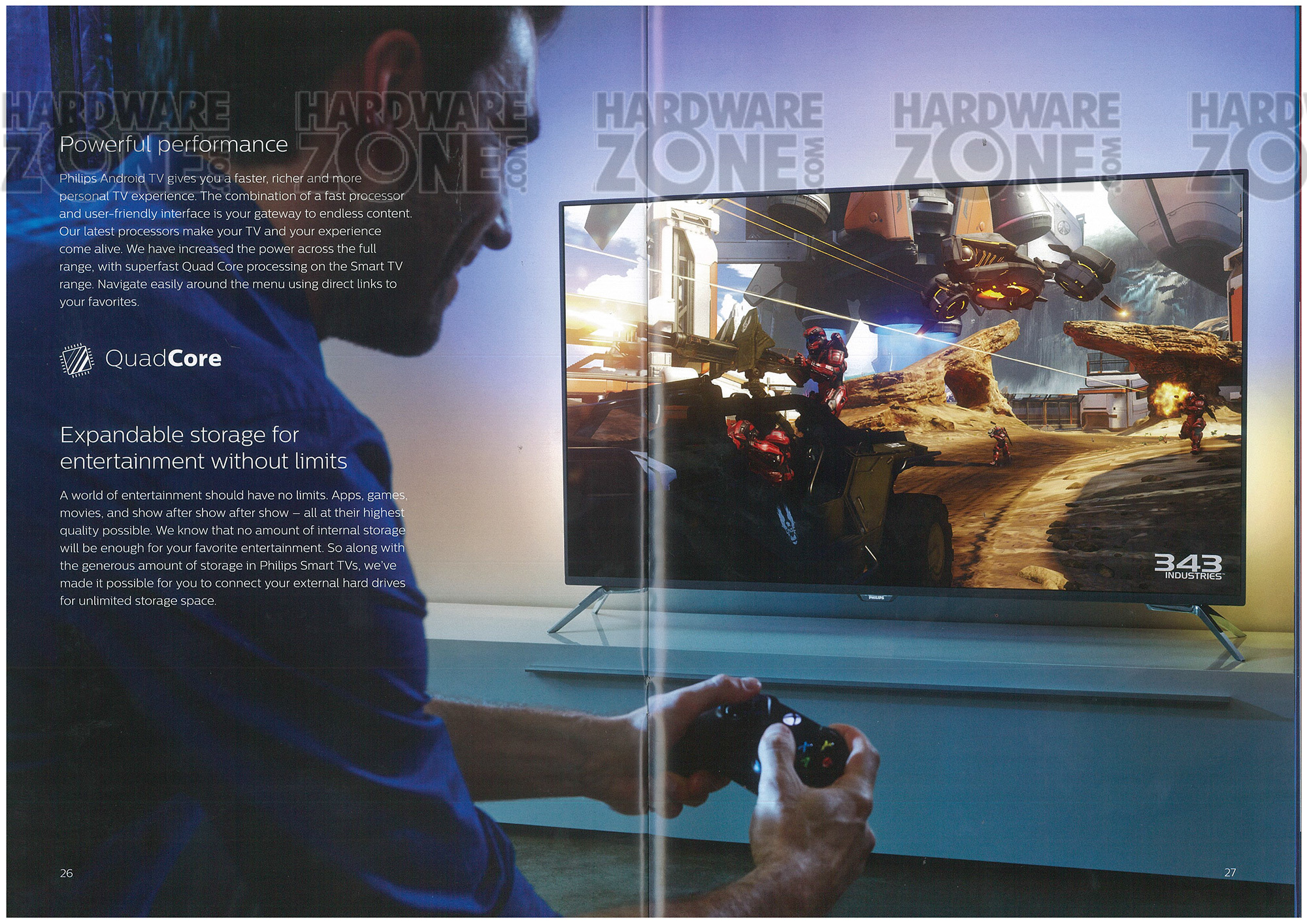 Philips TV brochure - pg 18 Brochures from CEE 2018 on Tech Show