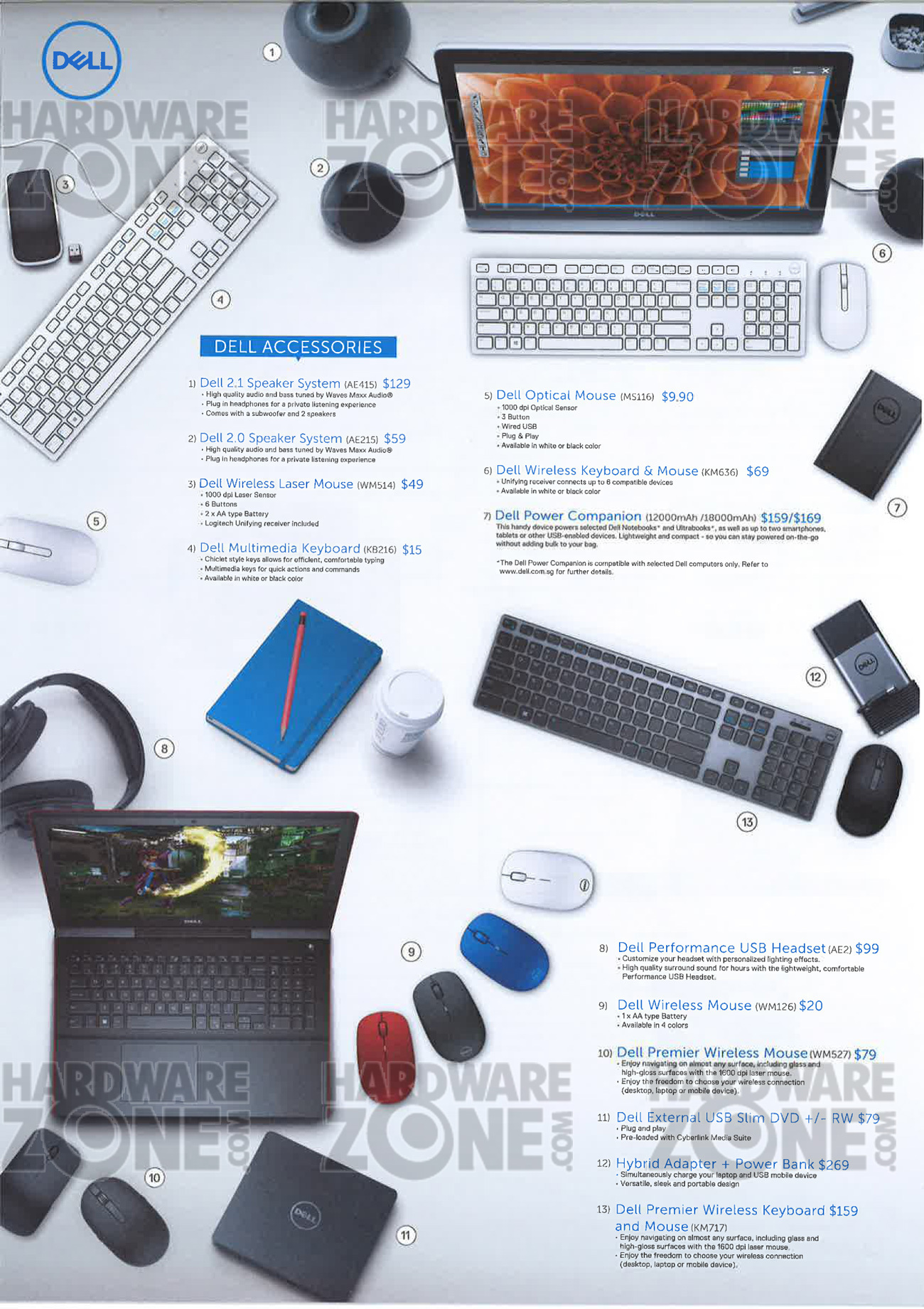 Dell Notebooks - Pg 6 Brochures from IT Show 2018 Singapore on Tech