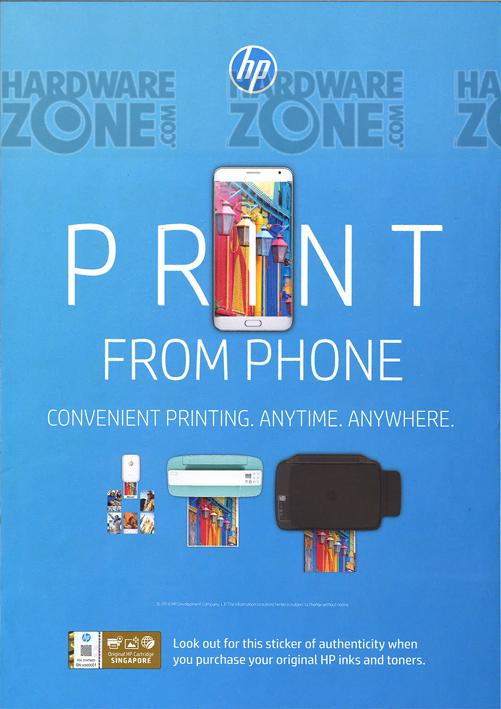 HP printers - page 4 Brochures from SITEX 2018 Singapore on