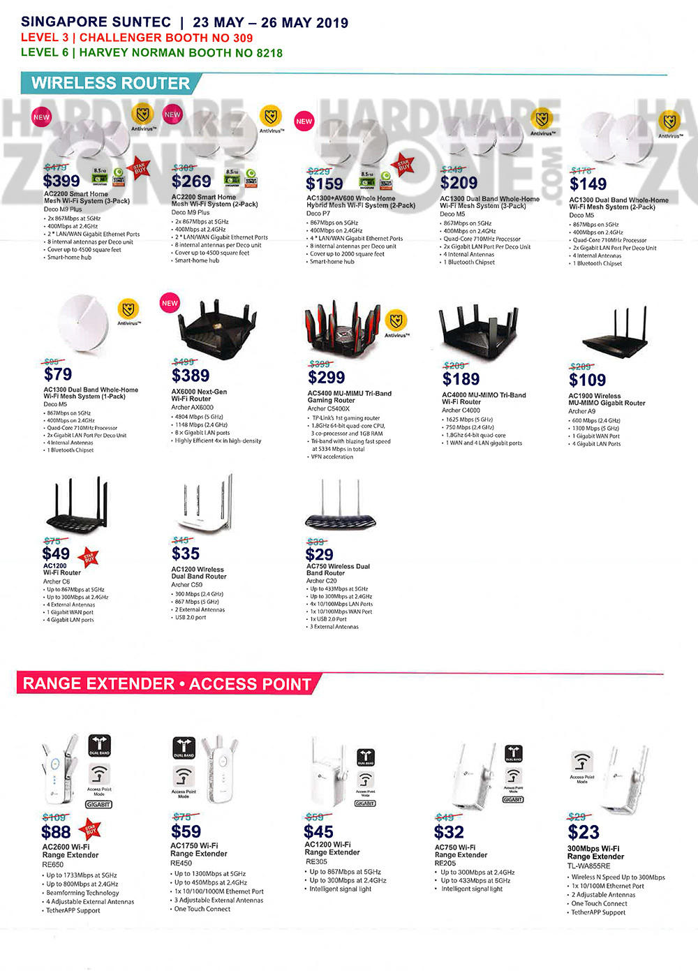 TP-Link - pg 02 Brochures from CEE 2019 on Tech Show Portal