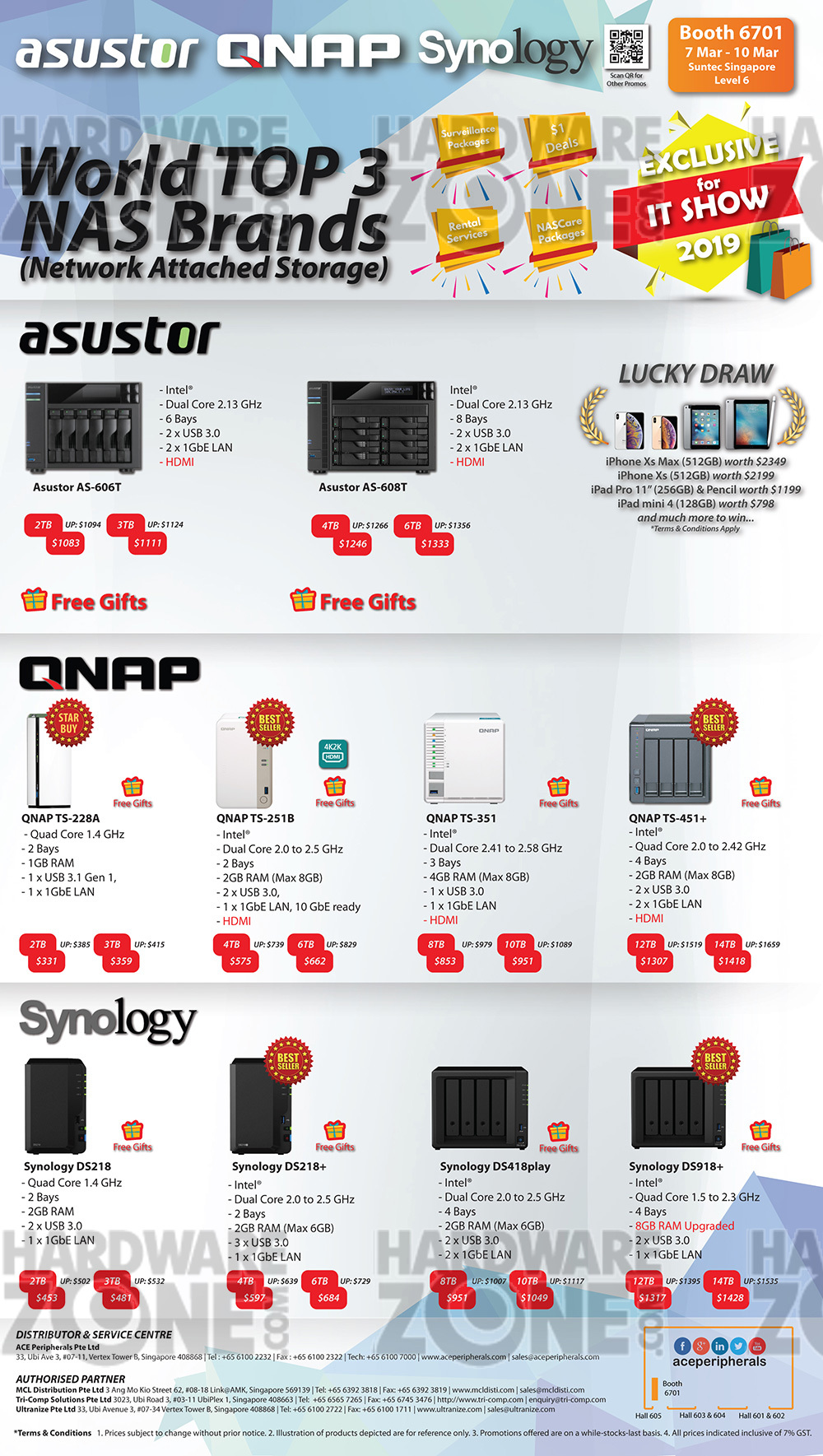 NAS offers - page 6