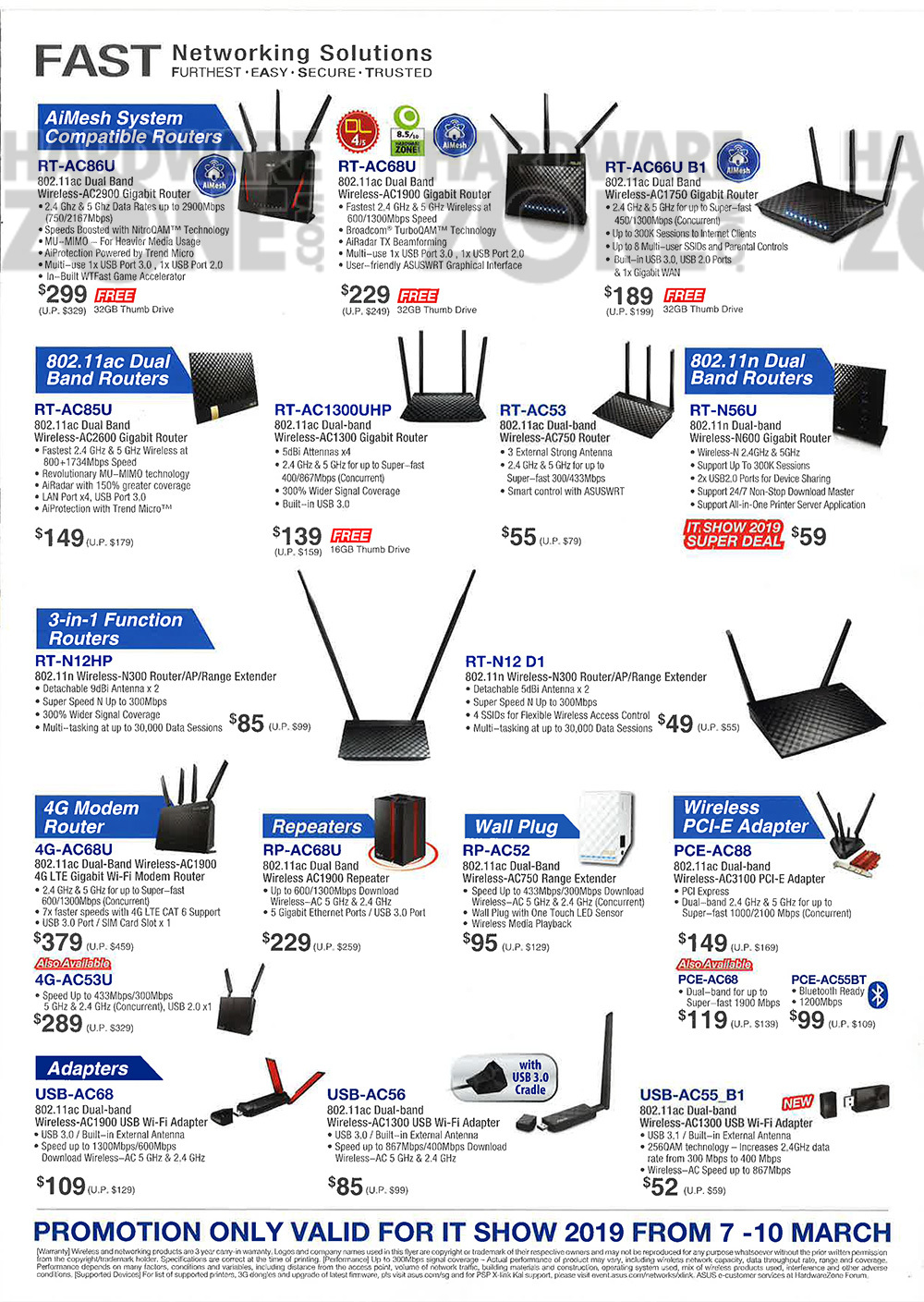 ASUS networking - page 3