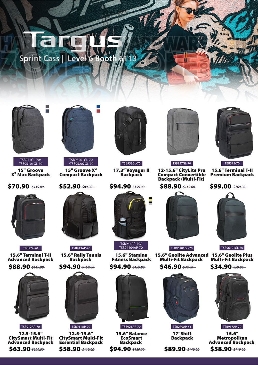 Targus bags - page 2