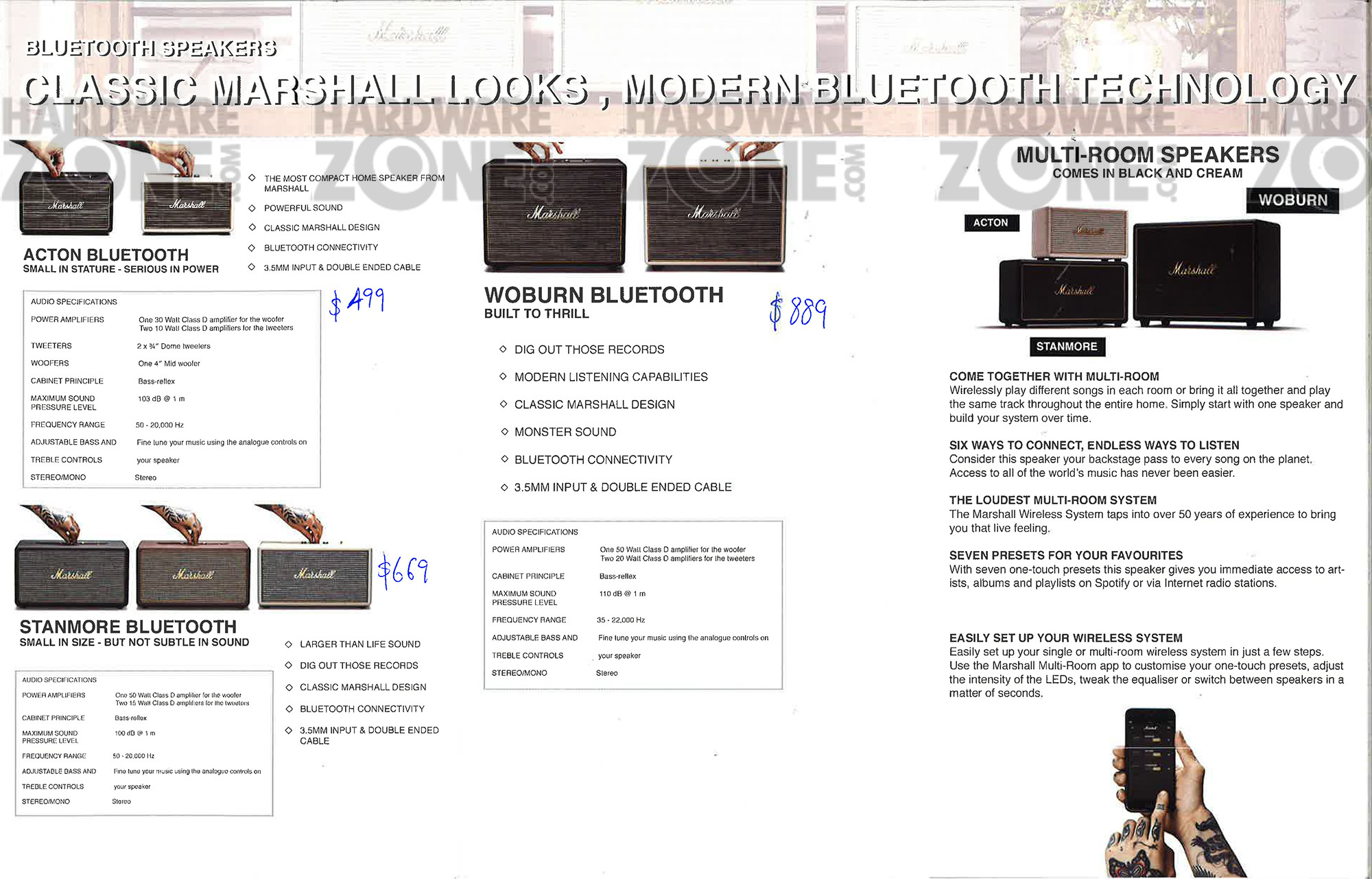 Marshall audio - page 3