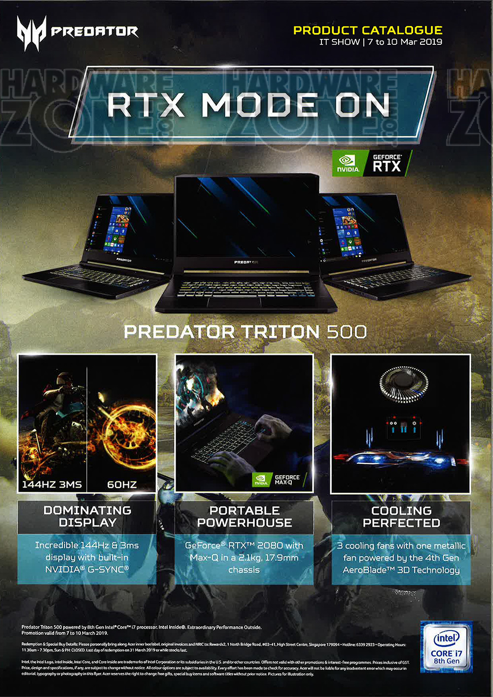 Acer gaming - page 1