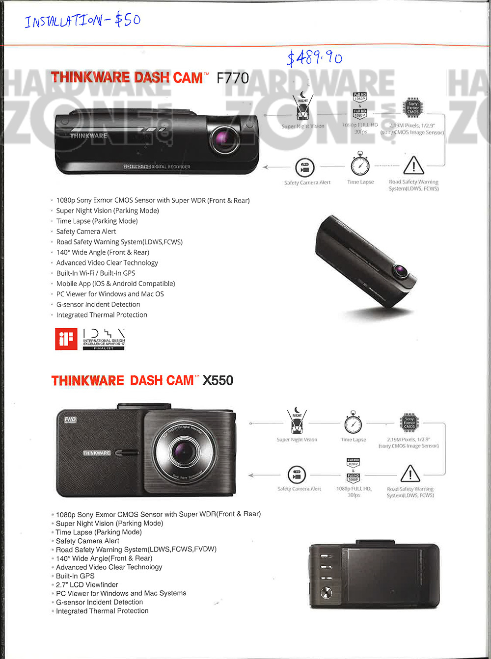 Thinkware dashcam - page 7