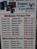 3M Screen Protectors - page 1