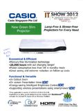 Casio Projectors - Page 3