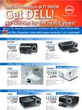 Dell Projectors - Page 1