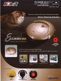 Agait Eclean Robotic Vacuum Cleaner - Page 1