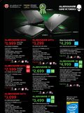 Dell Alienware notebooks