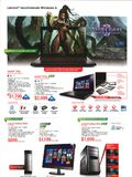 Lenovo gaming notebooks, systems