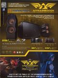 Armageddon speakers