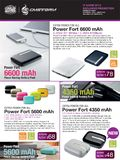 Cooler Master power banks