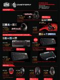 Cooler Master Storm Gaming Accessories