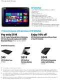HP tablets - page 1
